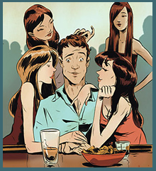 Attract Women through hypnosis
