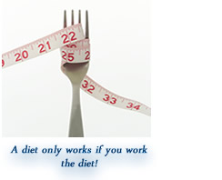Diets work if you follow them