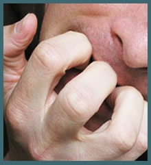 Stop biting your nails with hypnosis