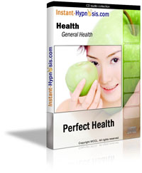 Hypnosis to achieve Perfect Health